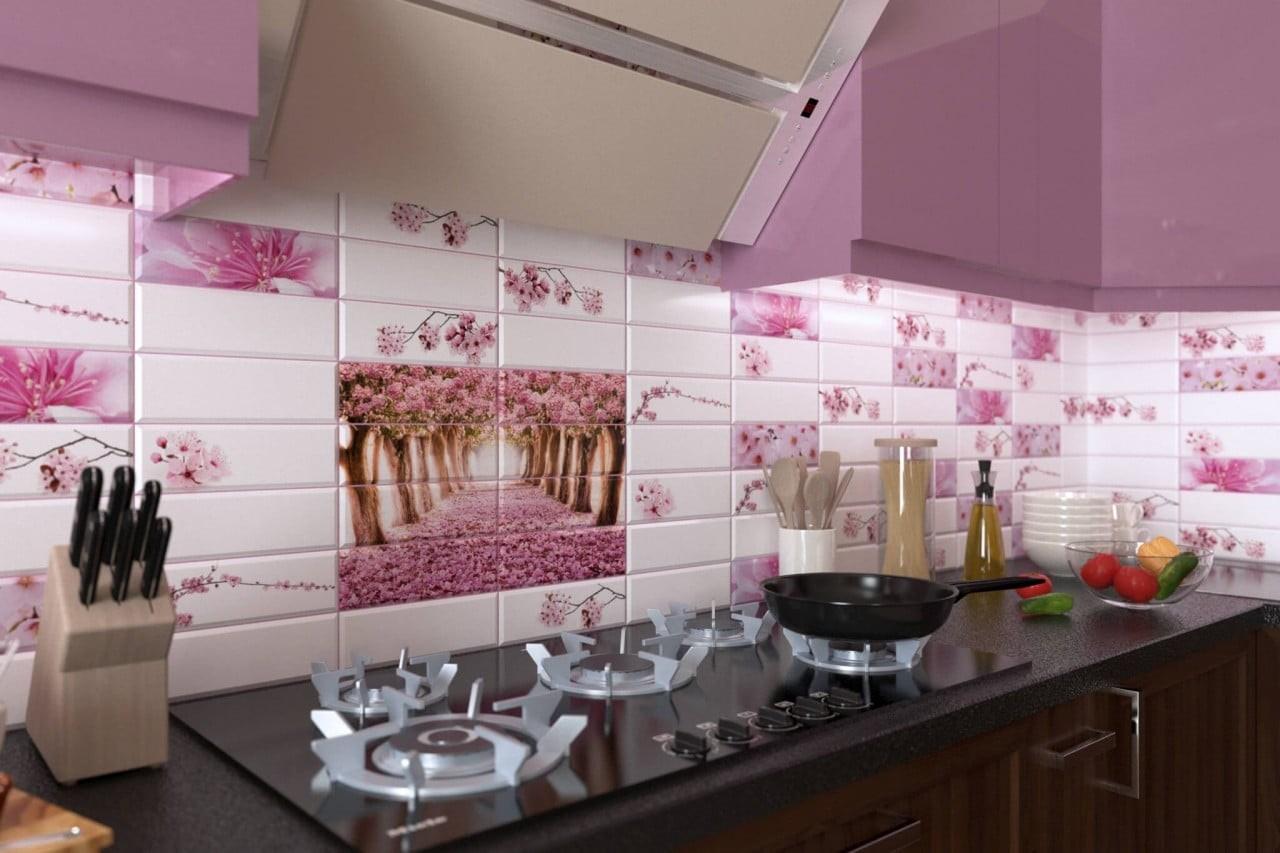 Кухонный экран: какой материал выбрать
