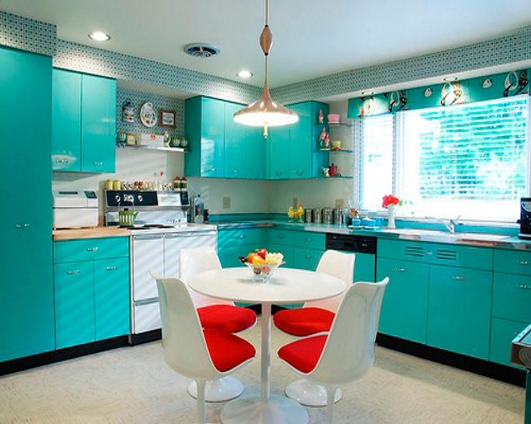Особенности сочетания цветовой гаммы на кухне - 5 цветовых схем