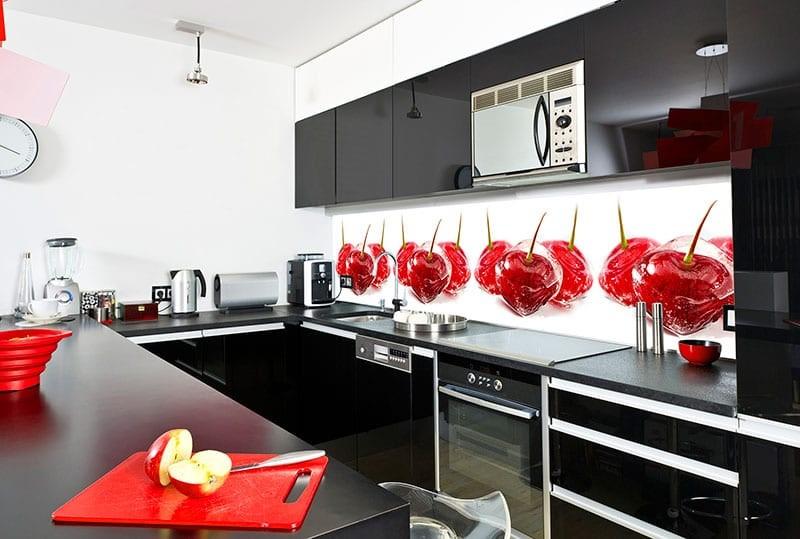 Идеи отделки фартука на кухне - 50 реальных фото примеров
