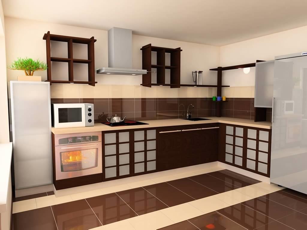 Дизайн кухни в японском стиле - как оформить интерьер и какой выбрать фартук