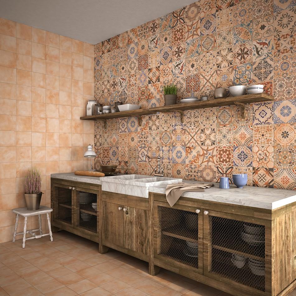 Дизайн кухни в восточном стиле - как тонко оформить интерьер