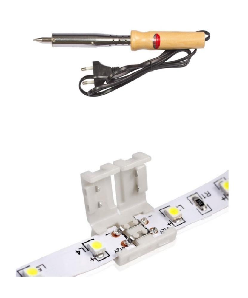 Как подсветить кухонный гарнитур светодиодной лентой - установка своими руками