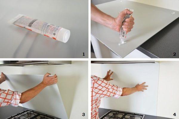 Пластиковый фартук для кухни - какие панели выбрать