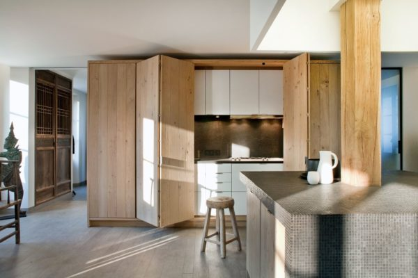 Кухня столовая и гостиная - 5 вариантов  планировок и оформление дизайна