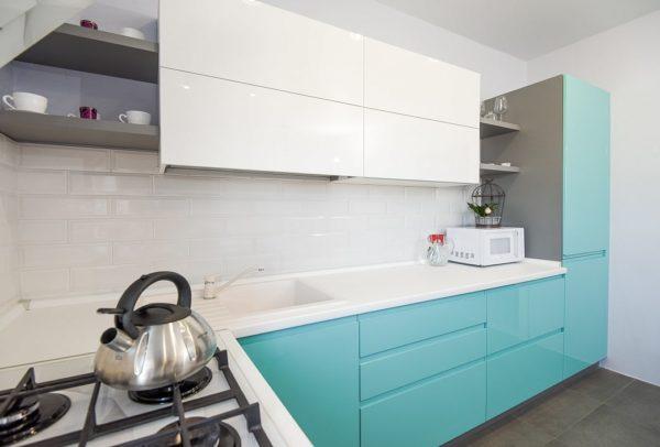 Кухня в квартире девятиэтажного панельного дома - особенности планировки