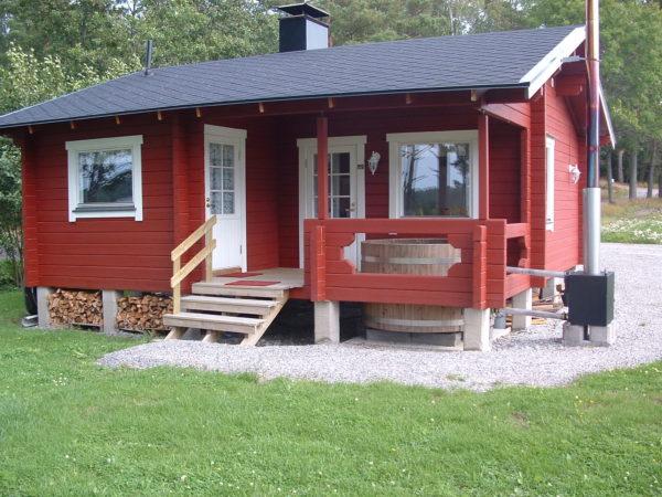 Баня с летней кухней и террасой - варианты проектов под одной крышей