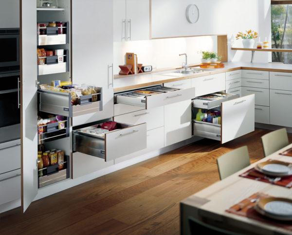 Кухня - столовая в современном стиле: варианты планировок и дизайна