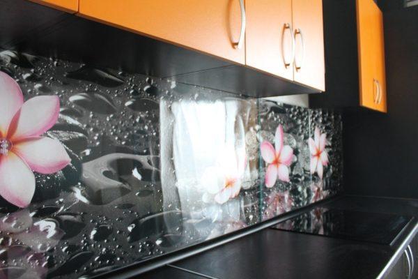 Как прикрепить пластиковый фартук на кухне своими руками