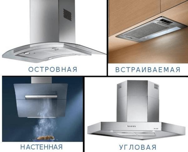 Правильный монтаж вытяжки на кухне в частном доме своими руками