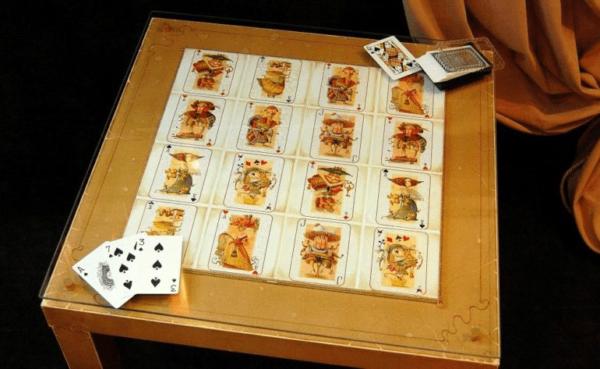 Как сделать декупаж столешницы старого стола салфетками или тканью