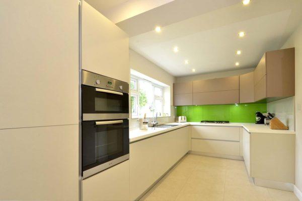 Дизайн кухни цвета слоновая кость - организация гармоничного интерьера