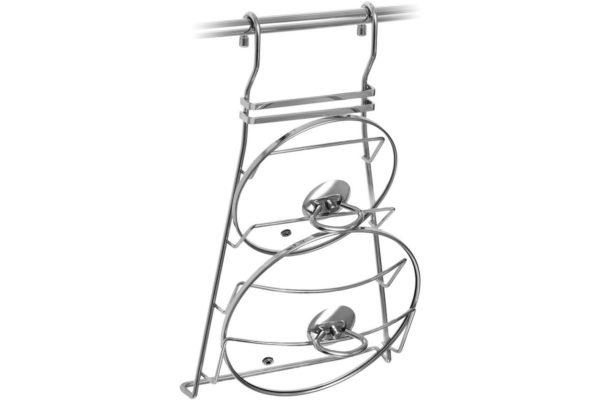 Как хранить крышки от кастрюль - 14 способов размещения