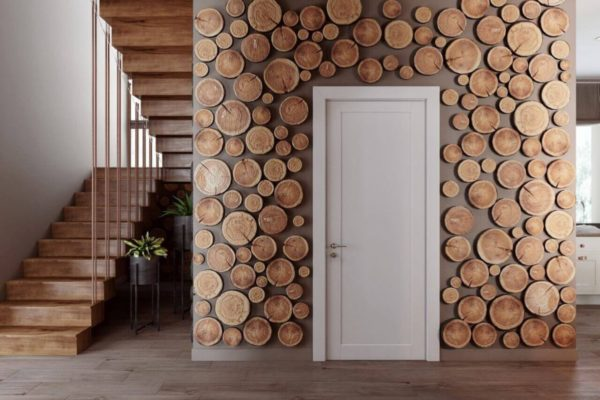Как украсить стену на кухне - идеи декорирования своими руками