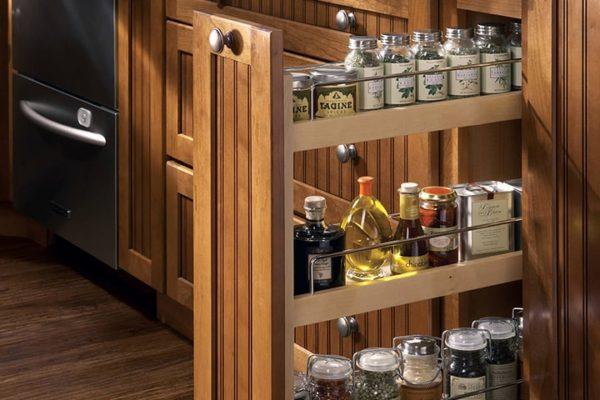 15 способов хранения специй на кухне - организация пространства своими руками