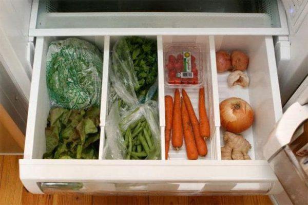 11 идей хранения овощей на кухне - организация системы