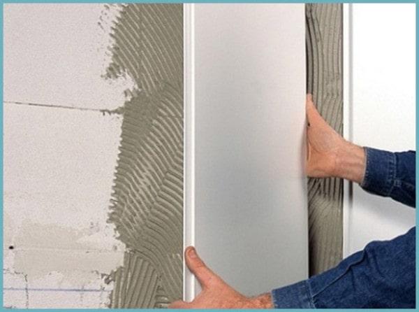 Ремонт на кухне панелями пвх - как обшить своими руками стены