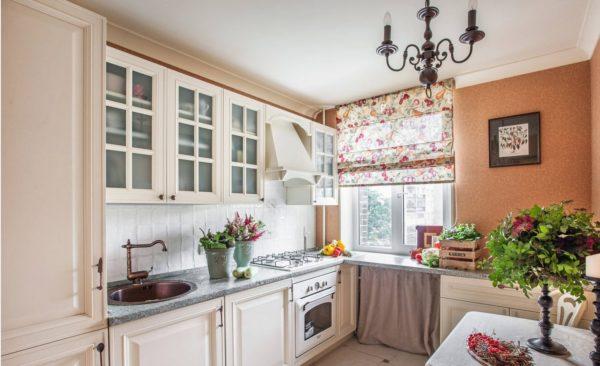 Французский стиль в интерьере кухни - Париж у себя дома