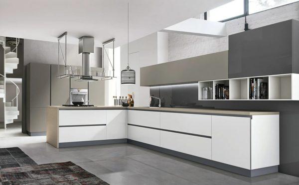 Дизайн белой кухни в современном стиле - советы дизайнеров по оформлению