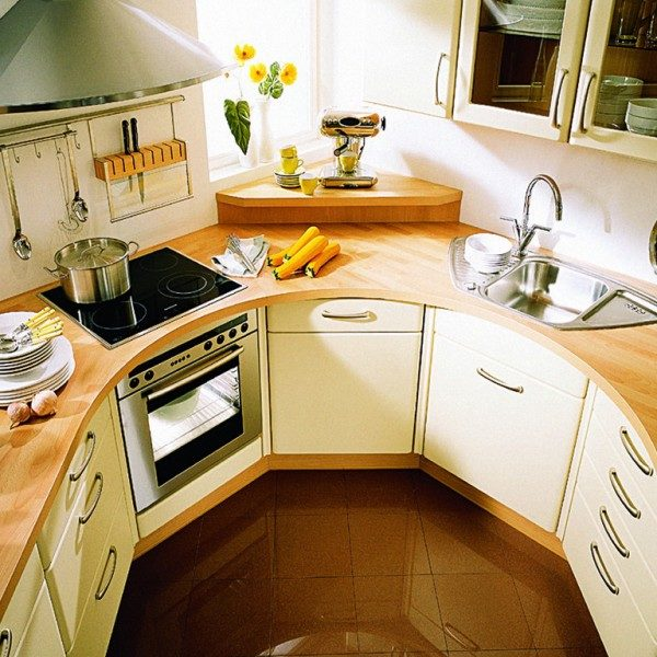 Как спланировать кухню - правила и варианты расположения кухонного гарнитура