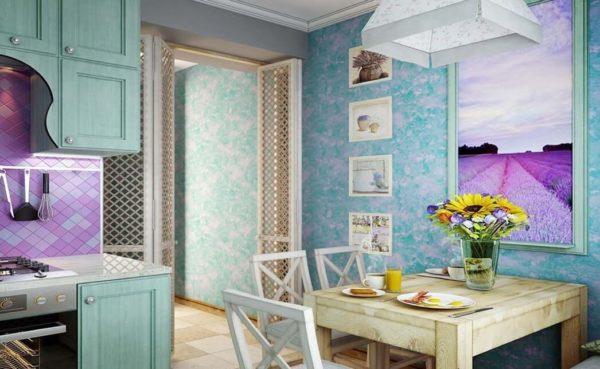 Какую выбрать декоративную штукатурку для внутренней отделки кухни